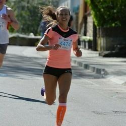 Trakų pusmaratonis 2015 - Eglė Krištaponytė (4474)