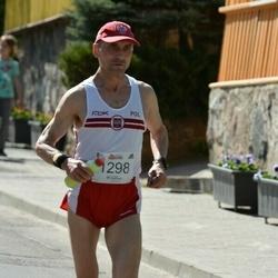 Trakų pusmaratonis 2015 - Marek Makowski (1298)