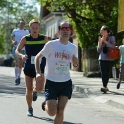 Trakų pusmaratonis 2015 - Vaidotas Radzevičius (4523)