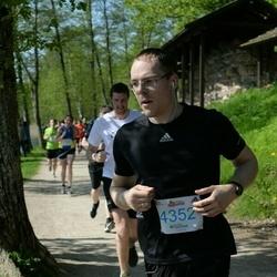 Trakų pusmaratonis 2015 - Mindaugas Šatkus (4352)