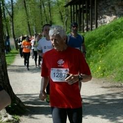 Trakų pusmaratonis 2015 - Björn Bennrup (1287)