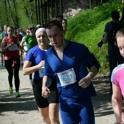 Trakų pusmaratonis 2015 - Tomas Elsukovas (4671)