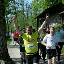 Trakų pusmaratonis 2015 - Darius Kairelis (1160)
