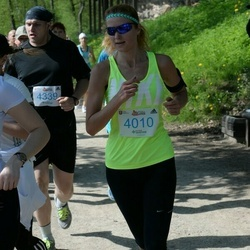 Trakų pusmaratonis 2015 - Sigita Neverauskaitė (4010)