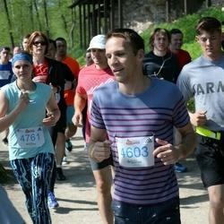 Trakų pusmaratonis 2015 - Paulius Radavicius (4603)