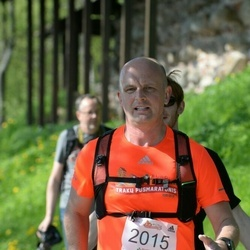 Trakų pusmaratonis 2015 - Šarūnas Jurėnas (2014)