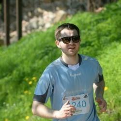 Trakų pusmaratonis 2015 - Arnoldas Jokūbaitis (4240)