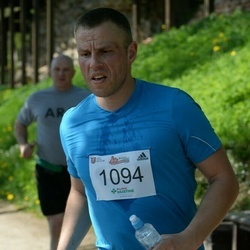 Trakų pusmaratonis 2015 - Tomas Savickas (1094)