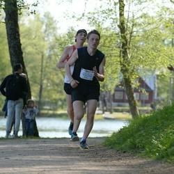 Trakų pusmaratonis 2015 - Modestas Zauka (4550)