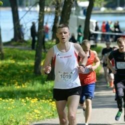 Trakų pusmaratonis 2015 - Deimantas Mitka (1019)