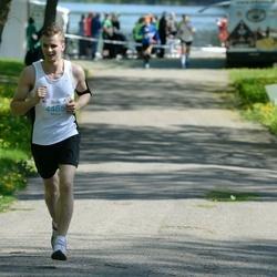 Trakų pusmaratonis 2015 - Artūras Lazarevas (4465)
