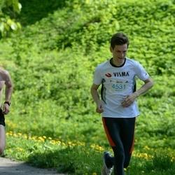 Trakų pusmaratonis 2015 - Laurynas Lubys (4531)