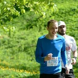 Trakų pusmaratonis 2015 - Evaldas Morkūnas (4790)