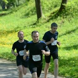 Trakų pusmaratonis 2015 - Janas Jacevičius (1488)