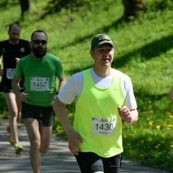 Trakų pusmaratonis 2015 - Giedrius Dvilaitis (1430)
