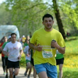 Trakų pusmaratonis 2015 - Vaidas Vaižmužys (4693)