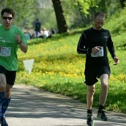 Trakų pusmaratonis 2015 - Vytautas Mikelevičius (4218)