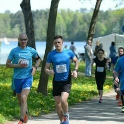 Trakų pusmaratonis 2015 - Dovydas Kaminskas (1507)