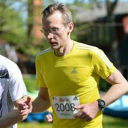 Trakų pusmaratonis 2015 - Alpis Morkūnas (2008)