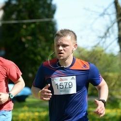 Trakų pusmaratonis 2015 - Kęstutis Burba (1579)