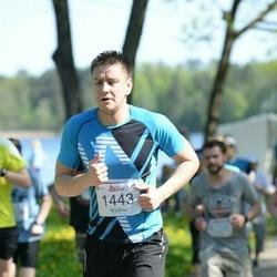 Trakų pusmaratonis 2015 - Viktoras Zavadskas (1443)