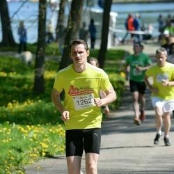Trakų pusmaratonis 2015 - Mindaugas Juozaitis (1262)