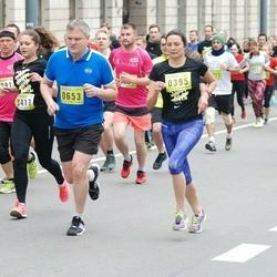 DNB - Nike We Run Vilnius - Vaida Simka (395), Saulius Žaleniakas (653)