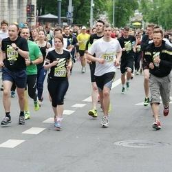 DNB - Nike We Run Vilnius - Rasa Lopetaite (2013), Arunas Smaliukas (2436), Donatas Jonušas (3282)