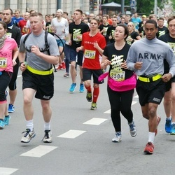 DNB - Nike We Run Vilnius - Daiva Grekiene (3504), Goda Stelmokaite (3728)