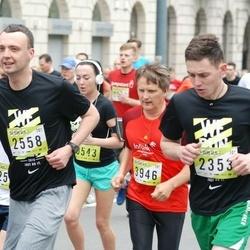 DNB - Nike We Run Vilnius - Martynas Maciulis (2558), Tauras Pestininkas (3946)