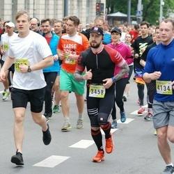 DNB - Nike We Run Vilnius - Tadas Bandza (3458), Janas Švabovicius (4134)