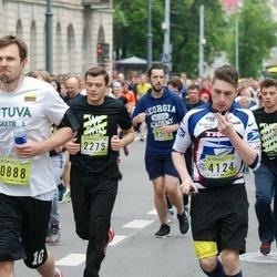 DNB - Nike We Run Vilnius - Justinas Rastauskas (888), Dainius Sakalauskas (2275)