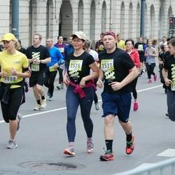 DNB - Nike We Run Vilnius - Laima Kazlauskaite (3008), Ala Miodišauskiene (3526), Romas Miodišauskas (3527)