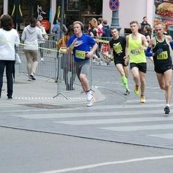DNB - Nike We Run Vilnius - Rolandas Vasiliauskas (876), Kipras Daugirdas (4256)