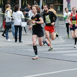 DNB - Nike We Run Vilnius - Mantas Narbutas (299), Ignas Vaicaitis (3801)