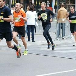 DNB - Nike We Run Vilnius - Nerijus Maciulis (3126), Jurgis Stasinas (3768)