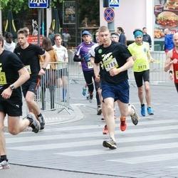 DNB - Nike We Run Vilnius - Martynas Kevišas (3977), Darius Alan Šantrukov (4288)
