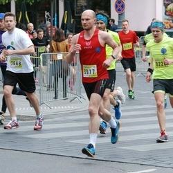 DNB - Nike We Run Vilnius - Mangirdas Darguþis (3668), Martynas Kevišas (3977)