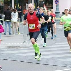 DNB - Nike We Run Vilnius - Marius Jovaiša (57), Martynas Majeris (4069)