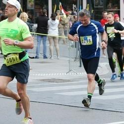 DNB - Nike We Run Vilnius - Marius Jovaiša (57), Dainius Mieþys (3296)