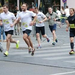 DNB - Nike We Run Vilnius - Igor Shutov (898), Matas Balcetis (3739), Tadas Laurinavicius (3740)