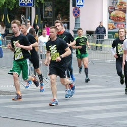 DNB - Nike We Run Vilnius - Vytautas Ledakas (546), Algirdas Mameniškis (2173)