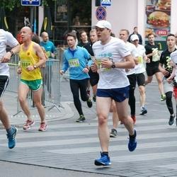 DNB - Nike We Run Vilnius - Marius Steponenas (12), Jevgenijus Popovas (879)