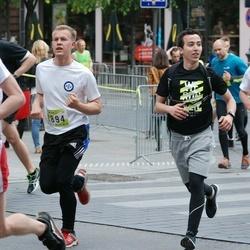 DNB - Nike We Run Vilnius - Genadijus Makuševas (583), Edvardas Skupas (2894)