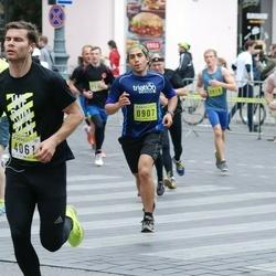 DNB - Nike We Run Vilnius - Alejandro Rodriguez (907), Šarunas Stepukonis (4061)
