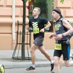 DNB - Nike We Run Vilnius - Arunas Žemrieta (290), Mantas Piekus (414)