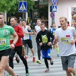 DNB - Nike We Run Vilnius - Titas Peleckas (310), Giedrius Danelius (3948)