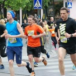 DNB - Nike We Run Vilnius - Andrius Uljanovas (2073), Deividas Širmenis (2696), Juozas Mikulis (4302)