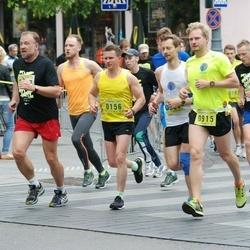 DNB - Nike We Run Vilnius - Darius Jasevicius (156), Jurijus Azanovas (915)