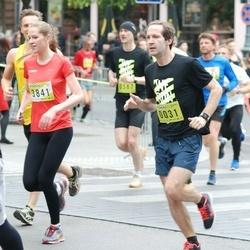 DNB - Nike We Run Vilnius - Vaidotas Radzevicius (31), Violeta Vilkickaite (3841)